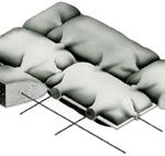 Articulating Block (AB) Concrete Linings